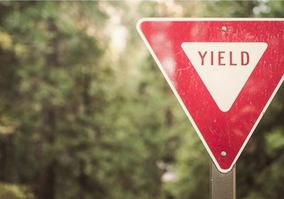 yield sign car insurance